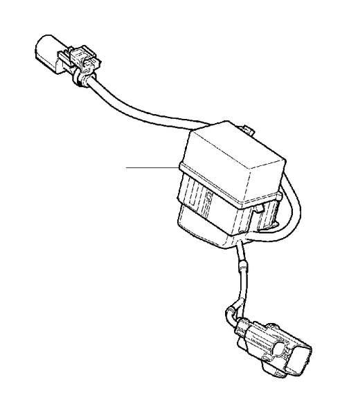 Volvo Xc70 Electronics Box  Wiring Harness Windscreen  Ch