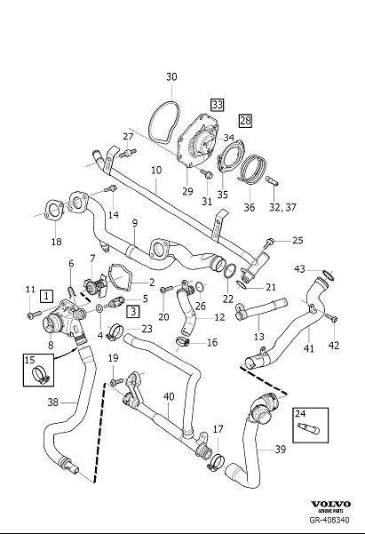 DIAGRAM] Volvo Xc90 Thermostat Diagram FULL Version HD Quality Thermostat  Diagram - ARTOFDIAGRAM.BANDBANNAMARIA.IT | Volvo Xc90 Engine Coolant Diagram |  | bandbannamaria.it